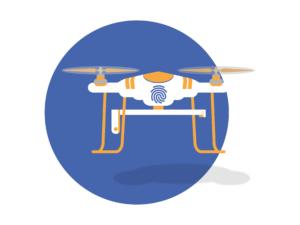 icônes WePulse_Drone Scan 3D
