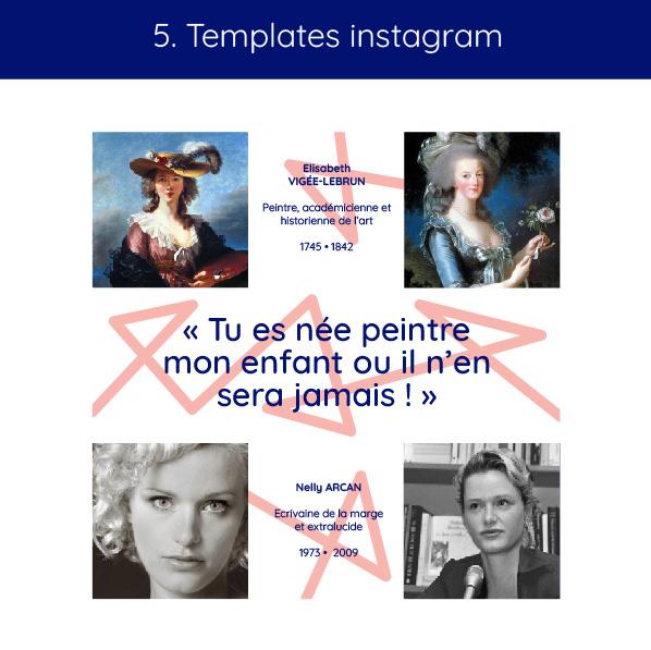 identite-visuelle-reseaux-sociaux-templates