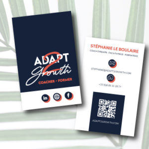 Charte graphique - Adapt 2 Growth