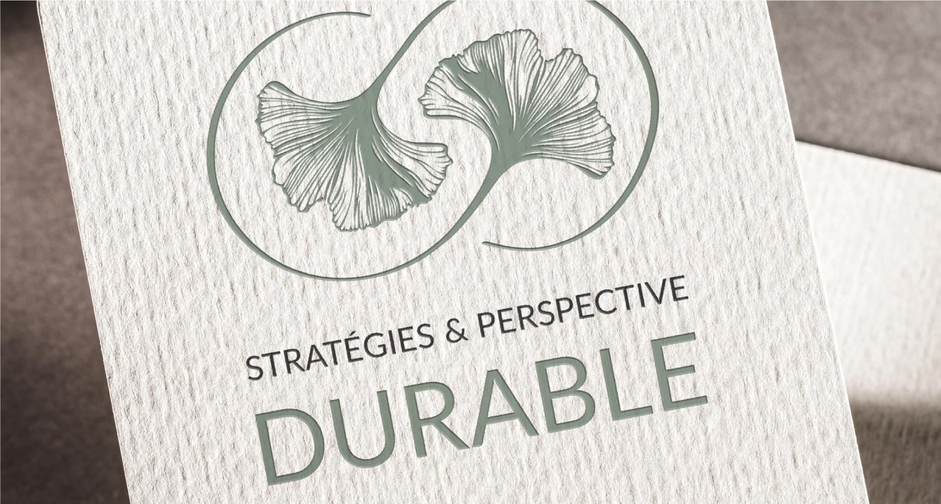 Carte de visite de Stratégies & Perspective Durable