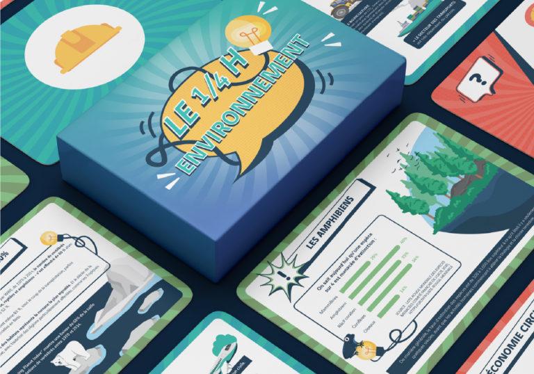 Cartes jeux environnement