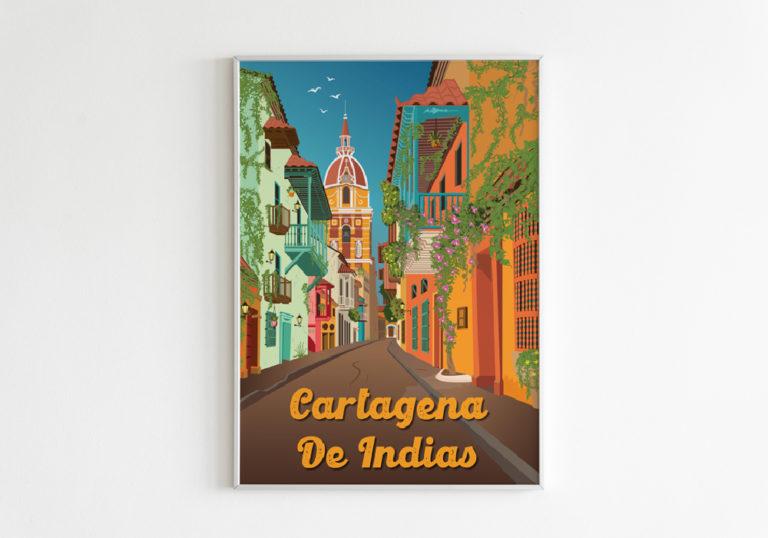 Illustratino Carthagène